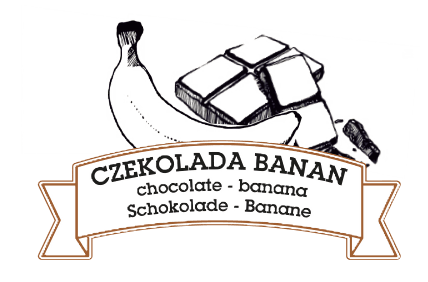 Banan czekolada